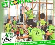 1/32e de finale coupe de France M15